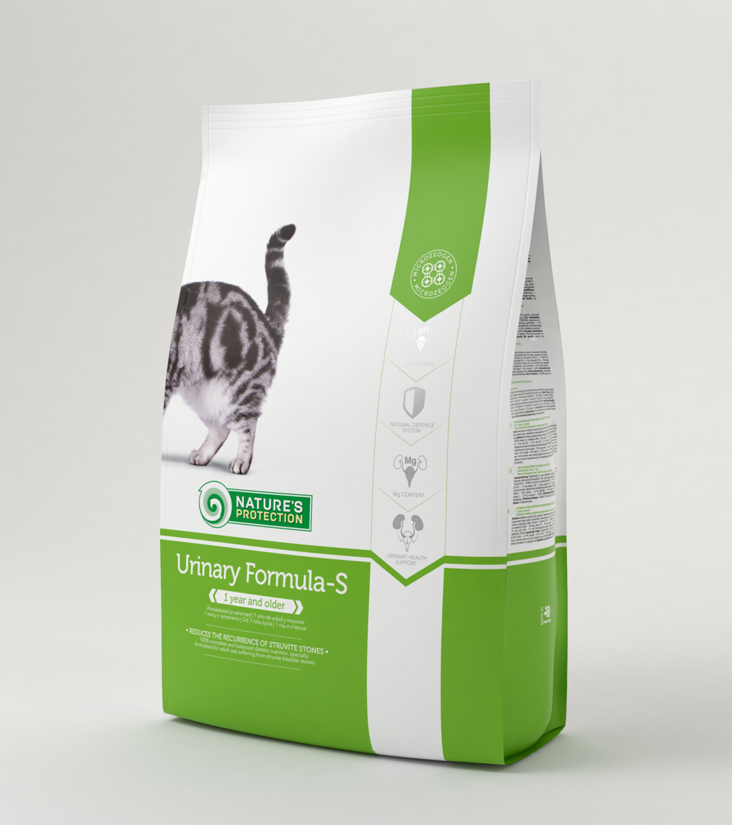 泌尿系統護理成貓糧 2kg