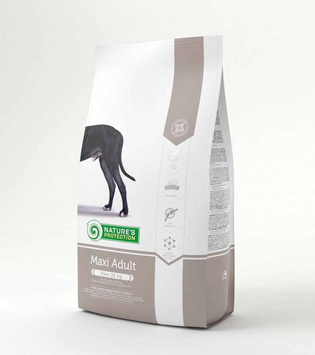 大粒成犬糧 (潔齒配方) 12kg