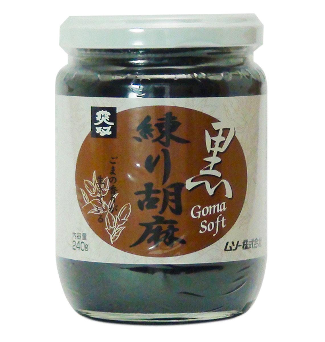 純黑芝麻醬/230克