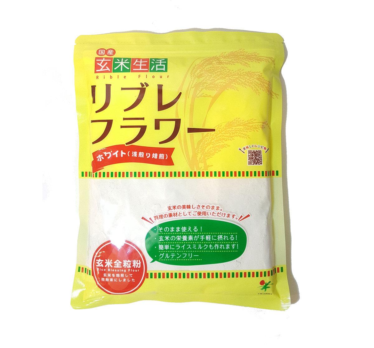 超微玄米粉末(原味)/500克
