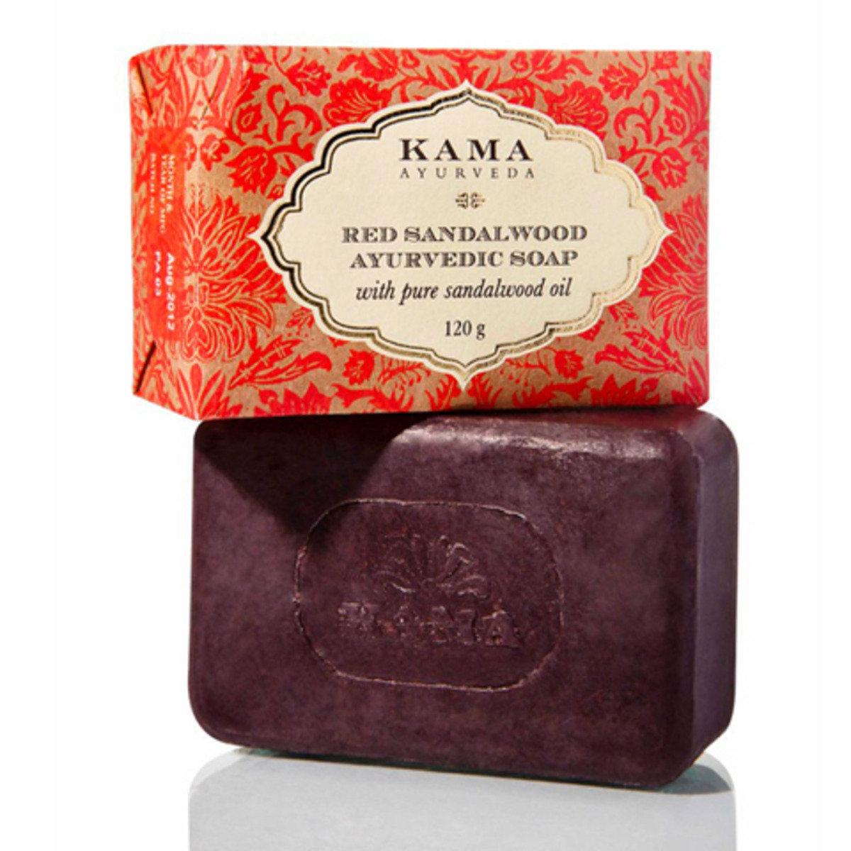 印度紅檀古方肥皂 / 120克