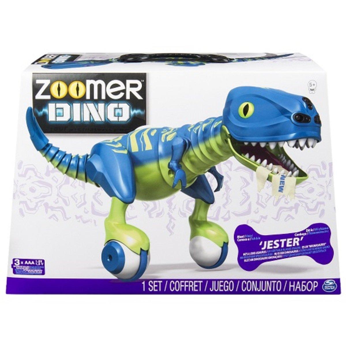 Zoomer 恐龍- Jester