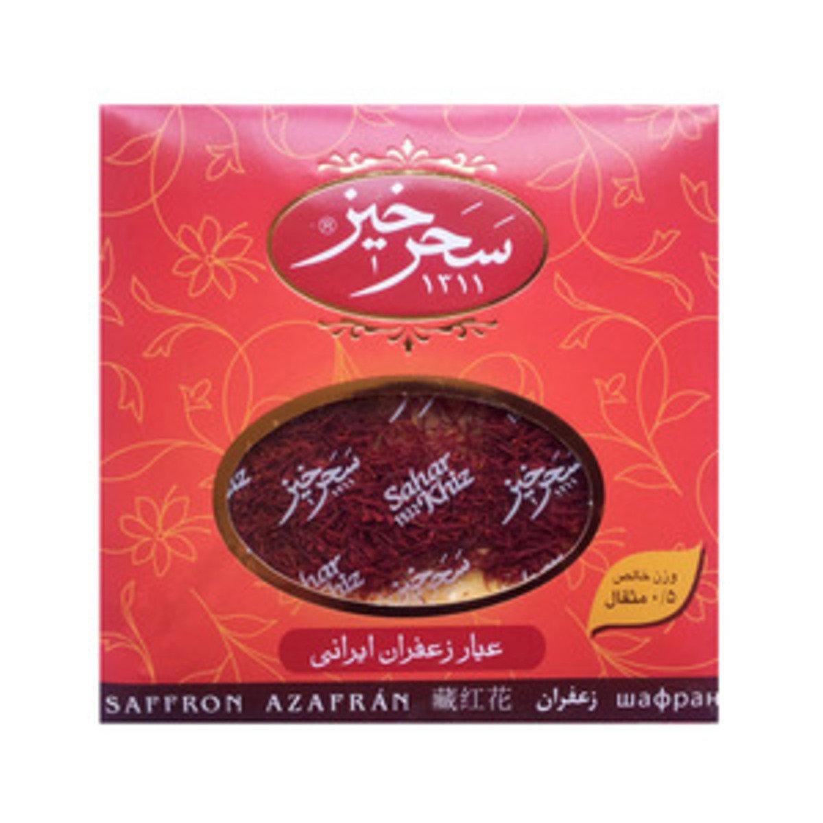 伊朗極品藏紅花,番紅花 4 克禮品裝