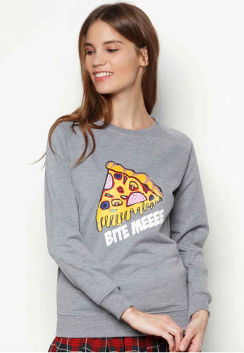 Pizza 衛衣