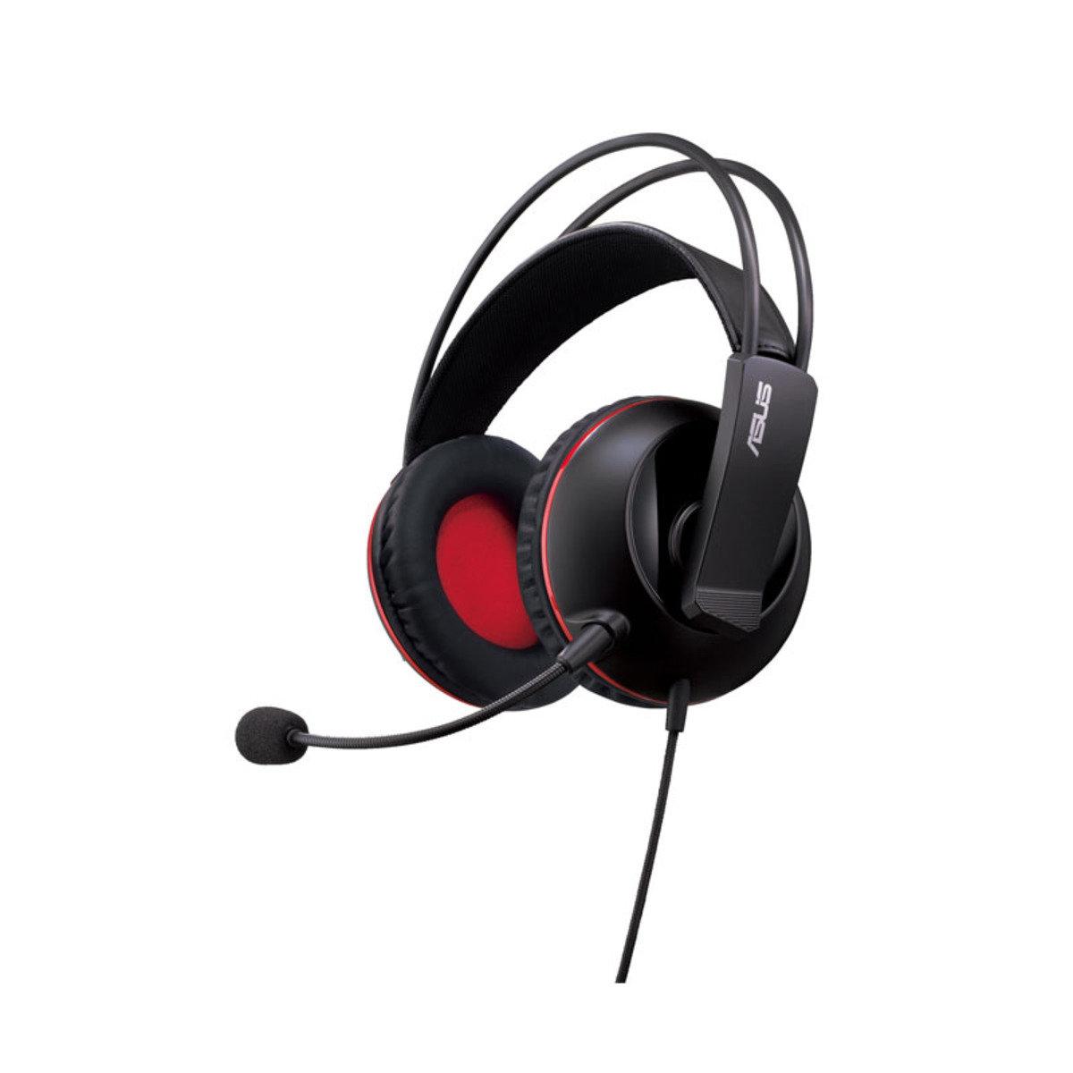 60mm頭戴式電競耳機 CERBERUS