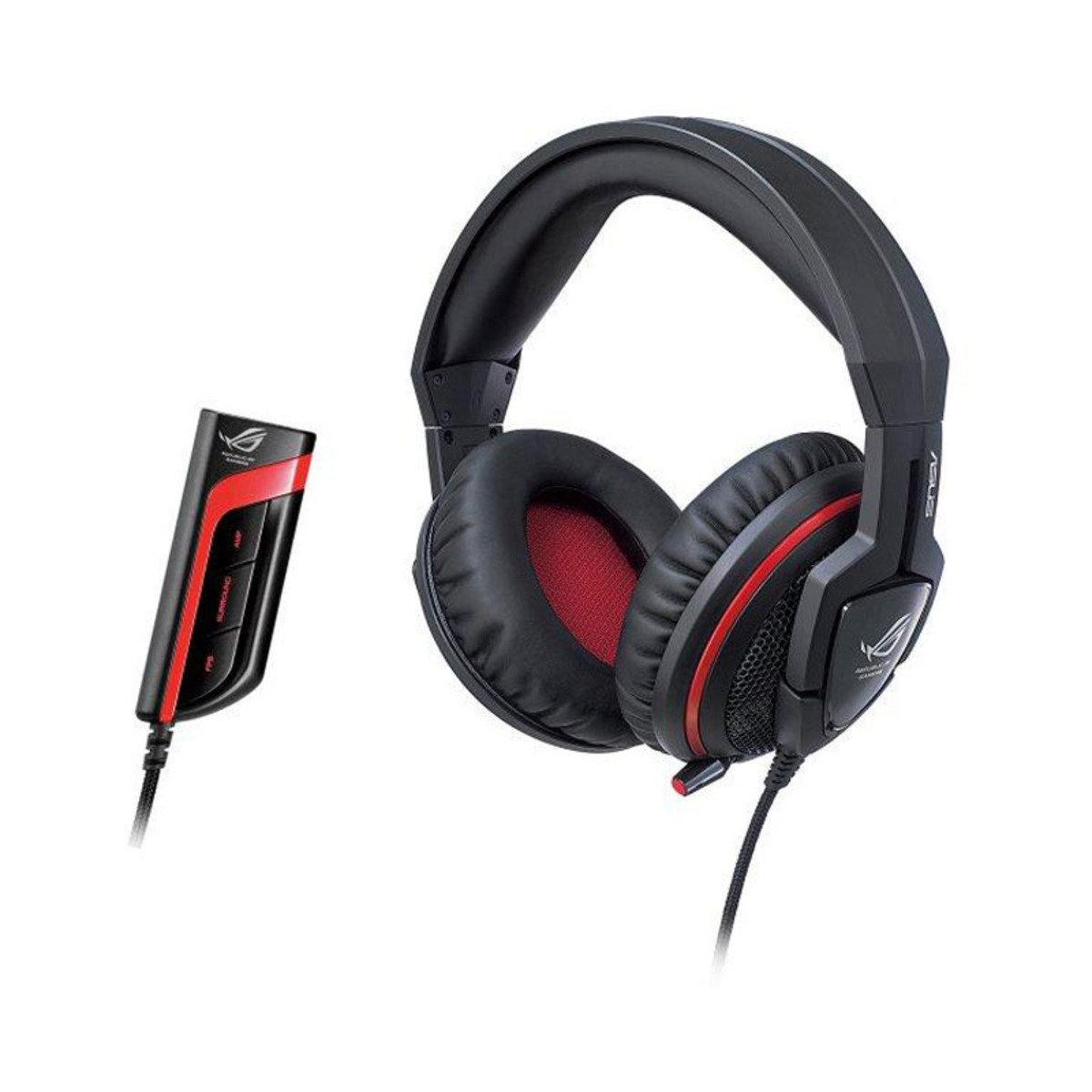 50mm R.O.G.頭戴式電競耳機 Orion Pro