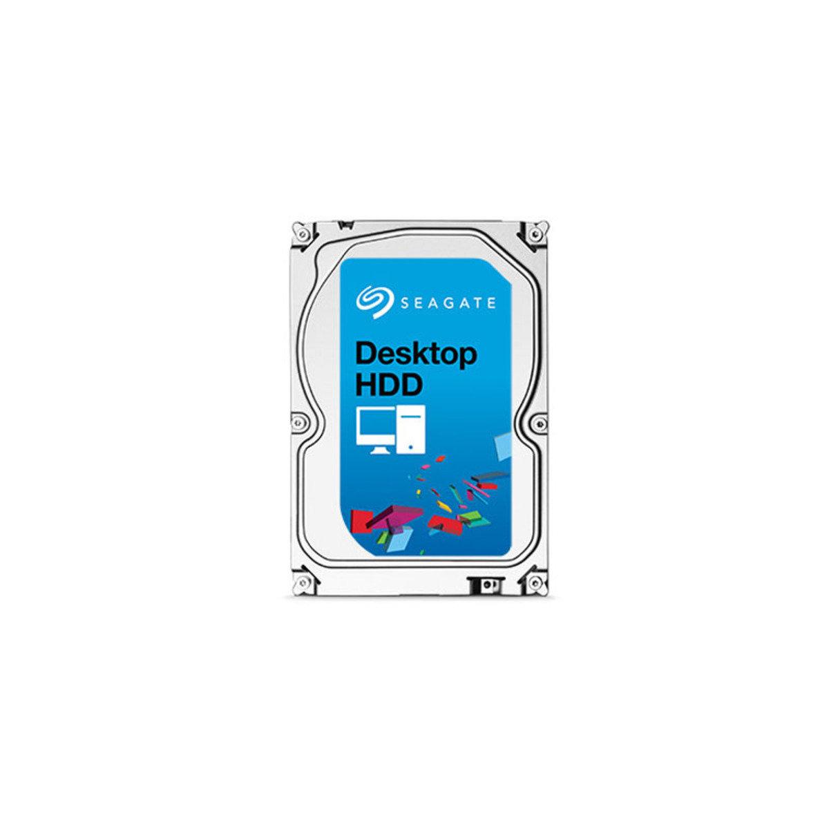3.5吋 2TB SATA 6Gb/s 桌上型電腦 內置硬碟 ST2000DM001
