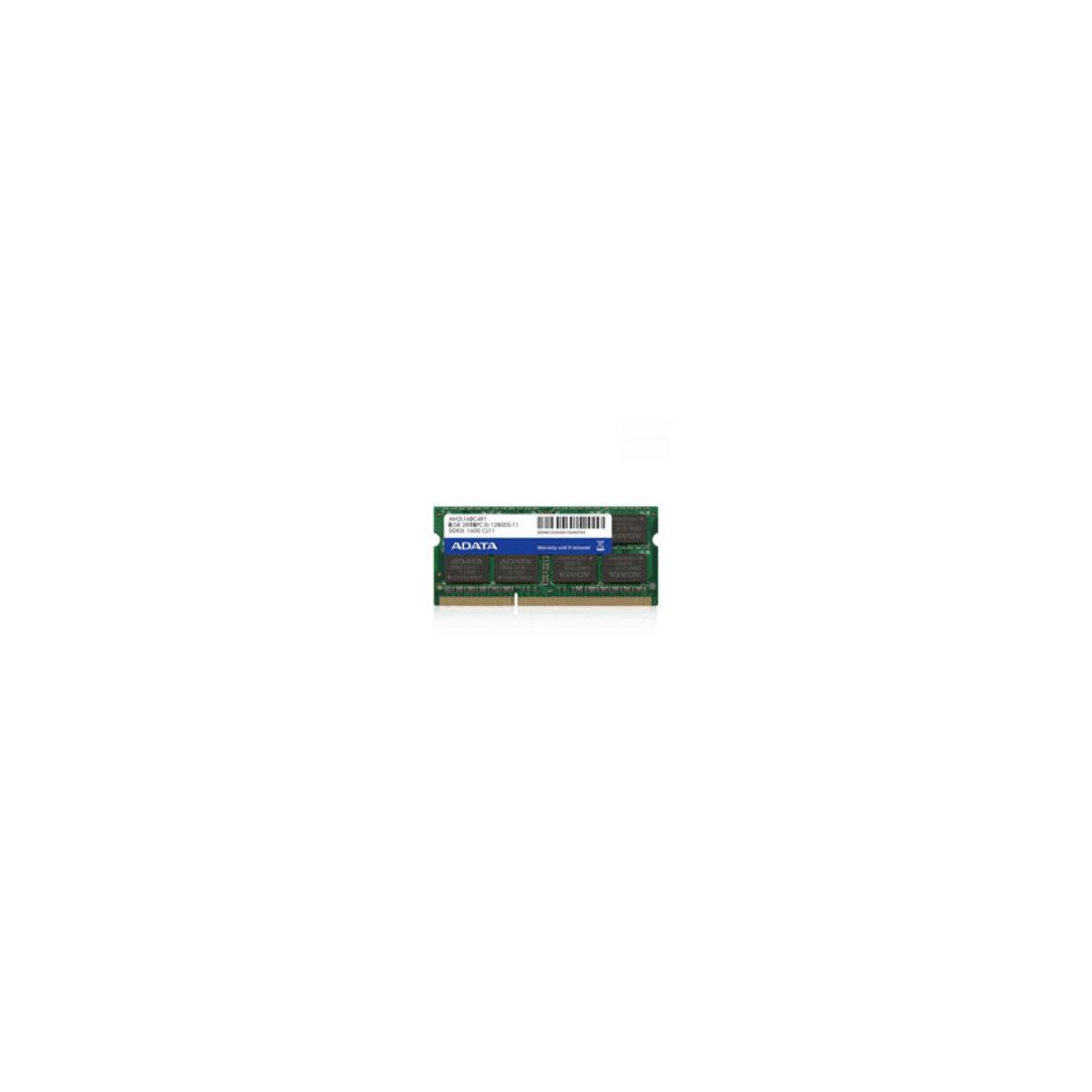 8GB DDR3L-1600 筆記本電腦記憶體