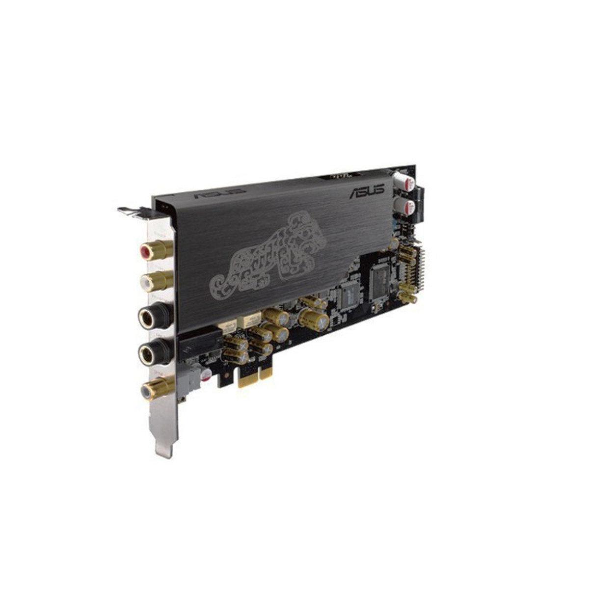 旗艦級 PCI-E 電腦內置音效卡 Essence STX II
