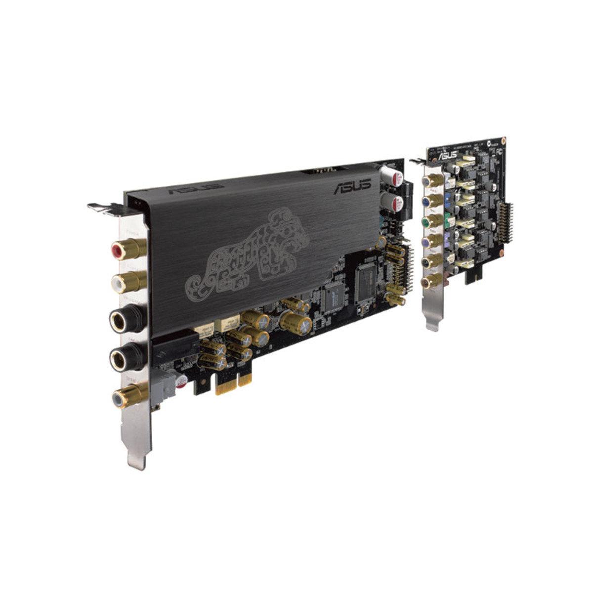 旗艦級 PCI-E 7.1聲道 電腦內置音效卡 Essence STX II 7.1