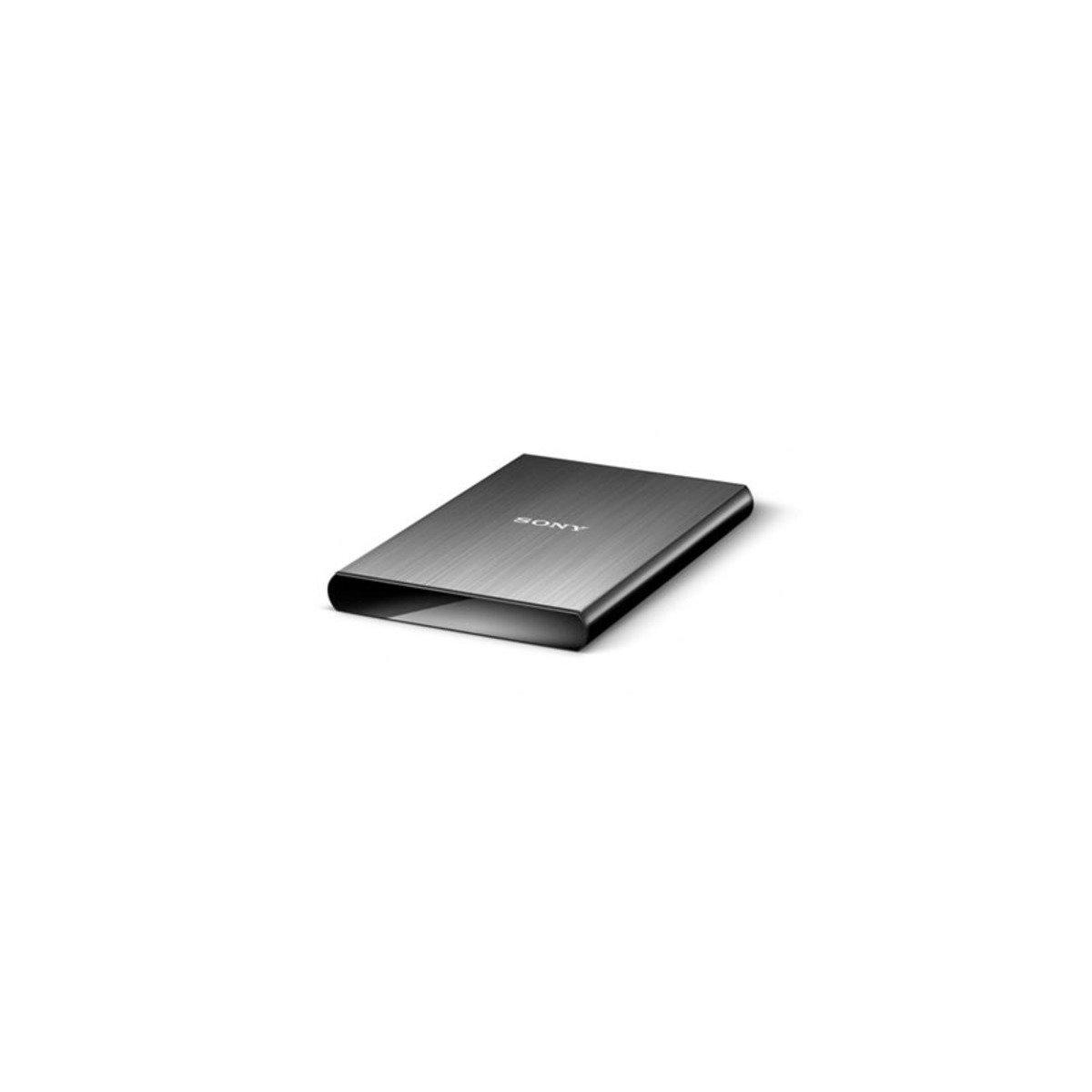 2.5吋 Compact Slim 1TB USB3.0 金屬外殼外置硬碟 黑色