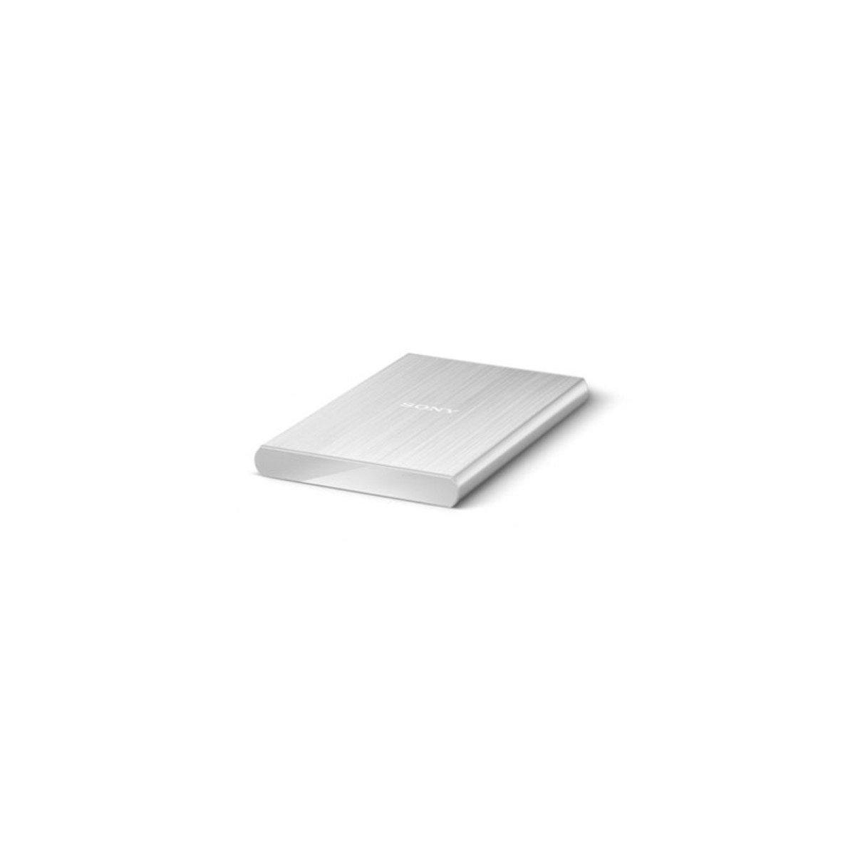 2.5吋 Compact Slim 2TB USB3.0 金屬外殼外置硬碟 銀色