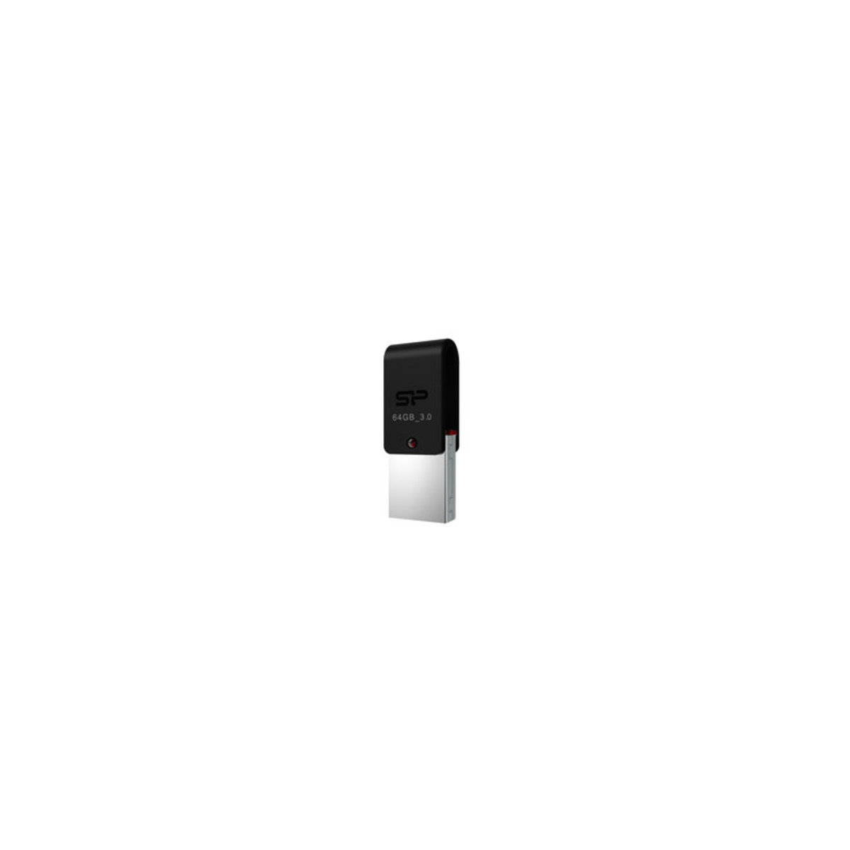 USB3.0+MicroUSB OTG 記憶棒 64GB Mobile X31