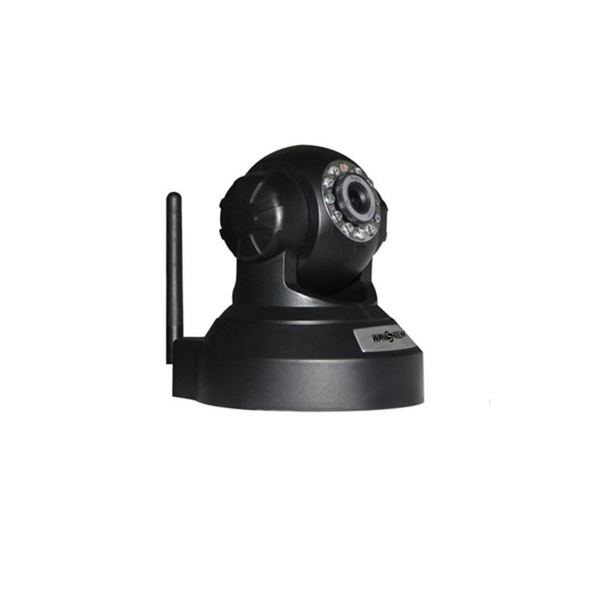 720p 高清旋轉式多角度無線網路攝影機 NCM630GB 黑色