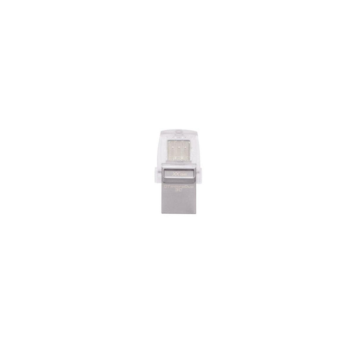 USB3.1 Type-A&C OTG 64GB 迷你雙介面快閃記憶棒 DTDUO3C/64GB