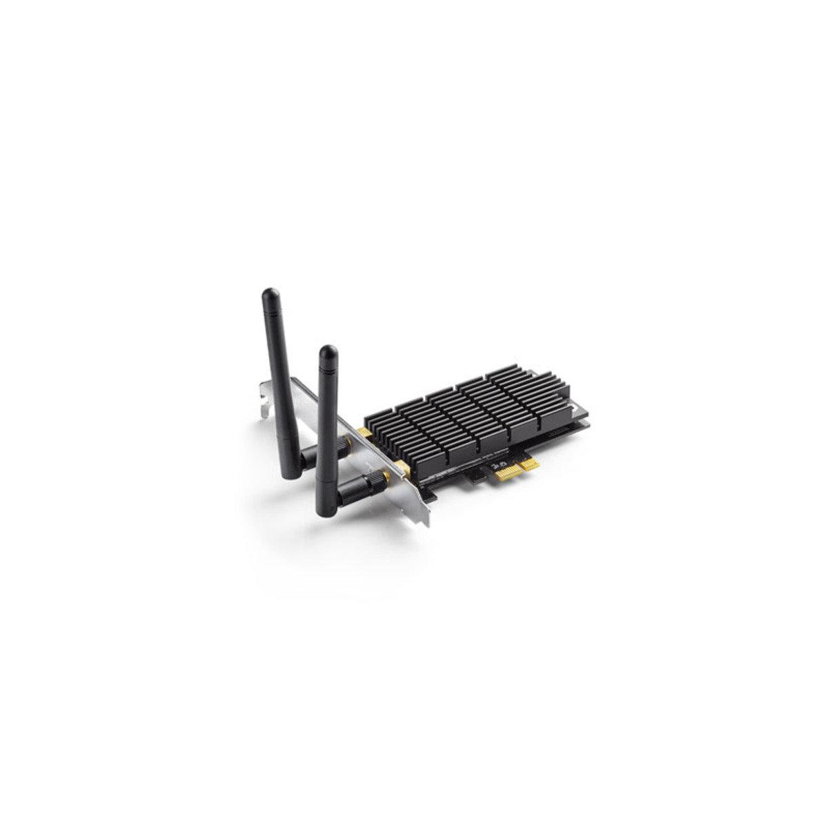 AC1300 無線雙頻PC內置高效能接收卡 T6E