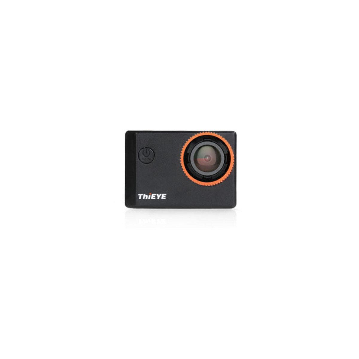 全高清1200萬像1440p WiFi 極限運動攝影機 i60 黑色
