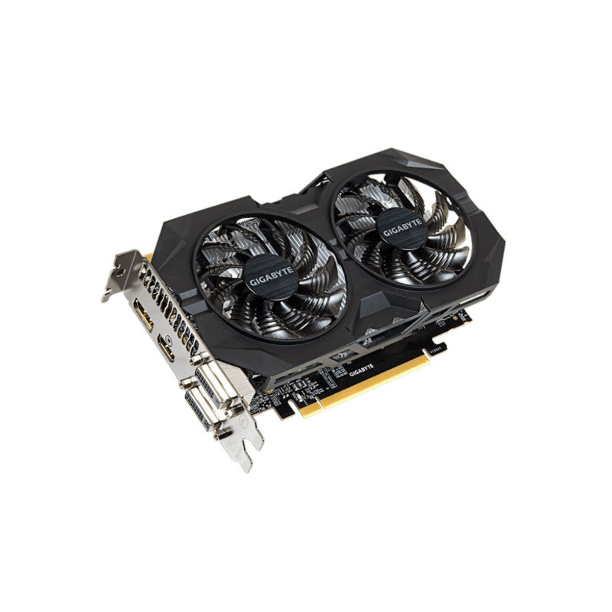 GTX950 2GB GDDR5 PCI-E 獨立顯示卡 GV-N950WF2OC-2GD