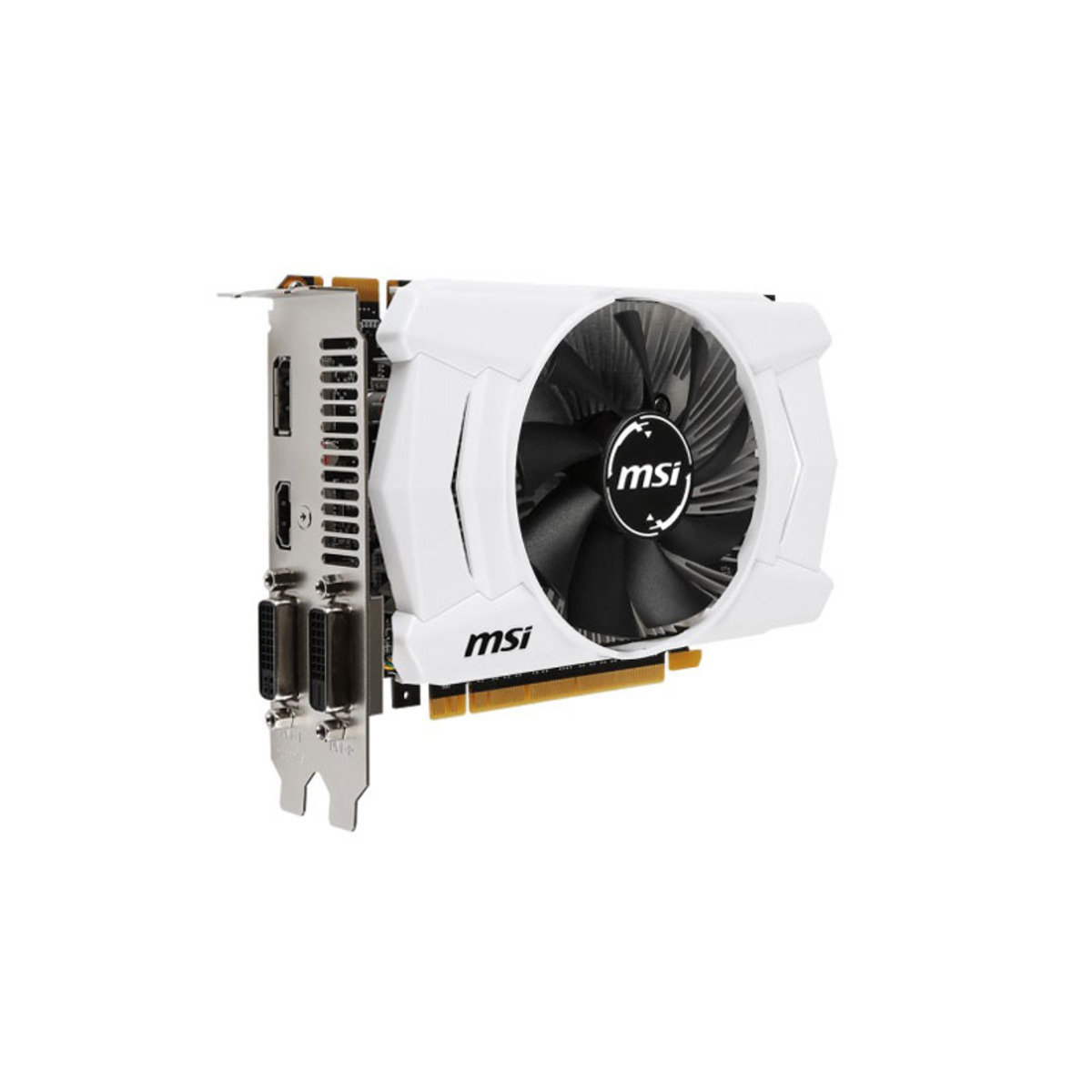 GTX950 2GB GDDR5 PCI-E 獨立顯示卡 GTX 950 2GD5 OC