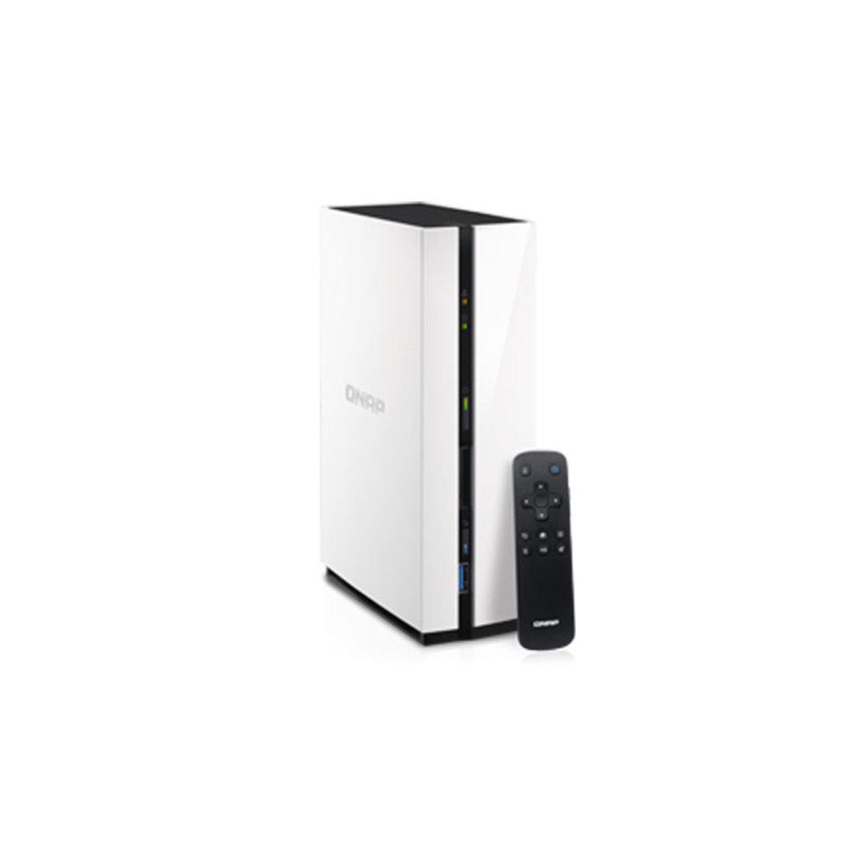 2TB 雙系統4K播放家用多功能雲端系統 TAS-168-2TB