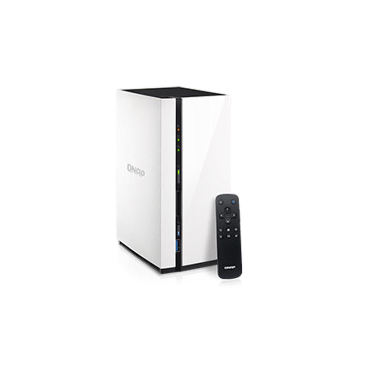 4TB 雙系統4K播放家用多功能雲端系統 TAS-268 4TB