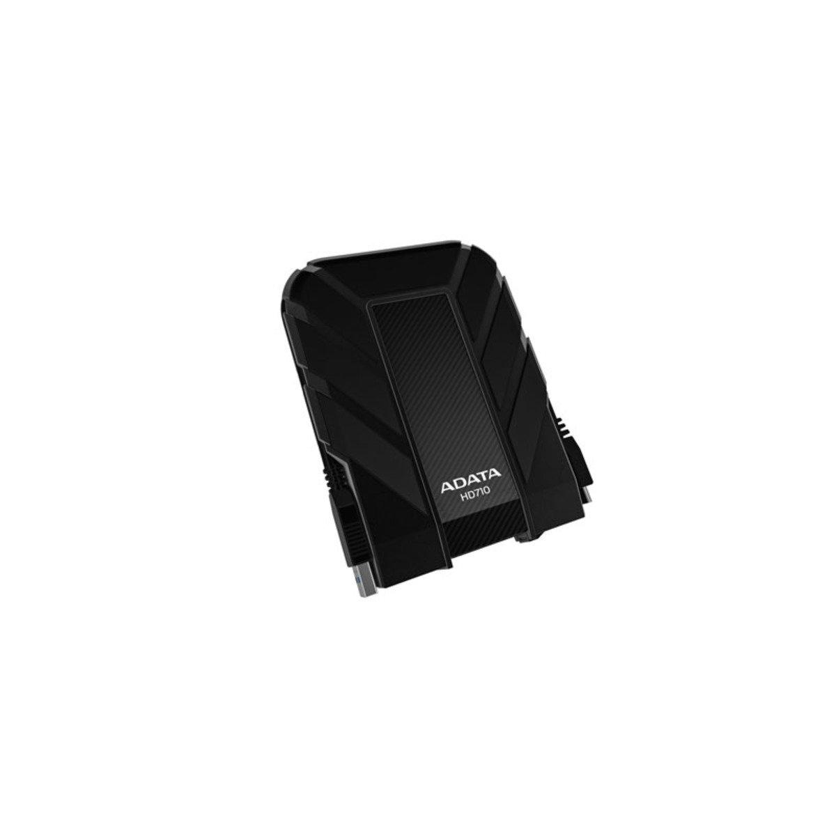 IP68 防水、防塵、抗震 USB 3.0 外置硬碟 HD710 2TB 黑色