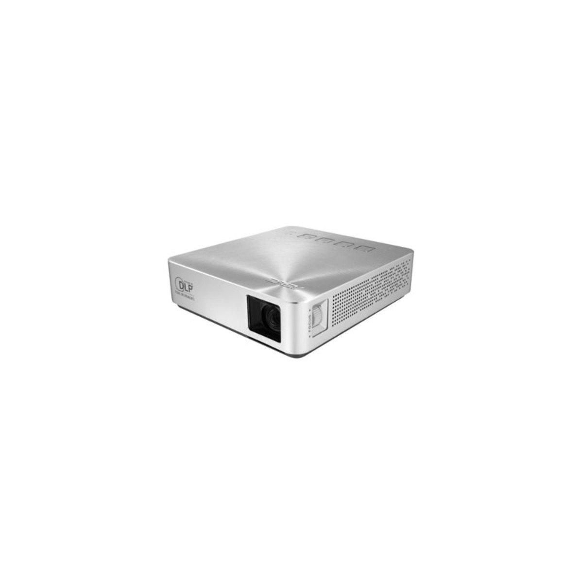 內置喇叭充電可攜式迷你LED投影機 S1