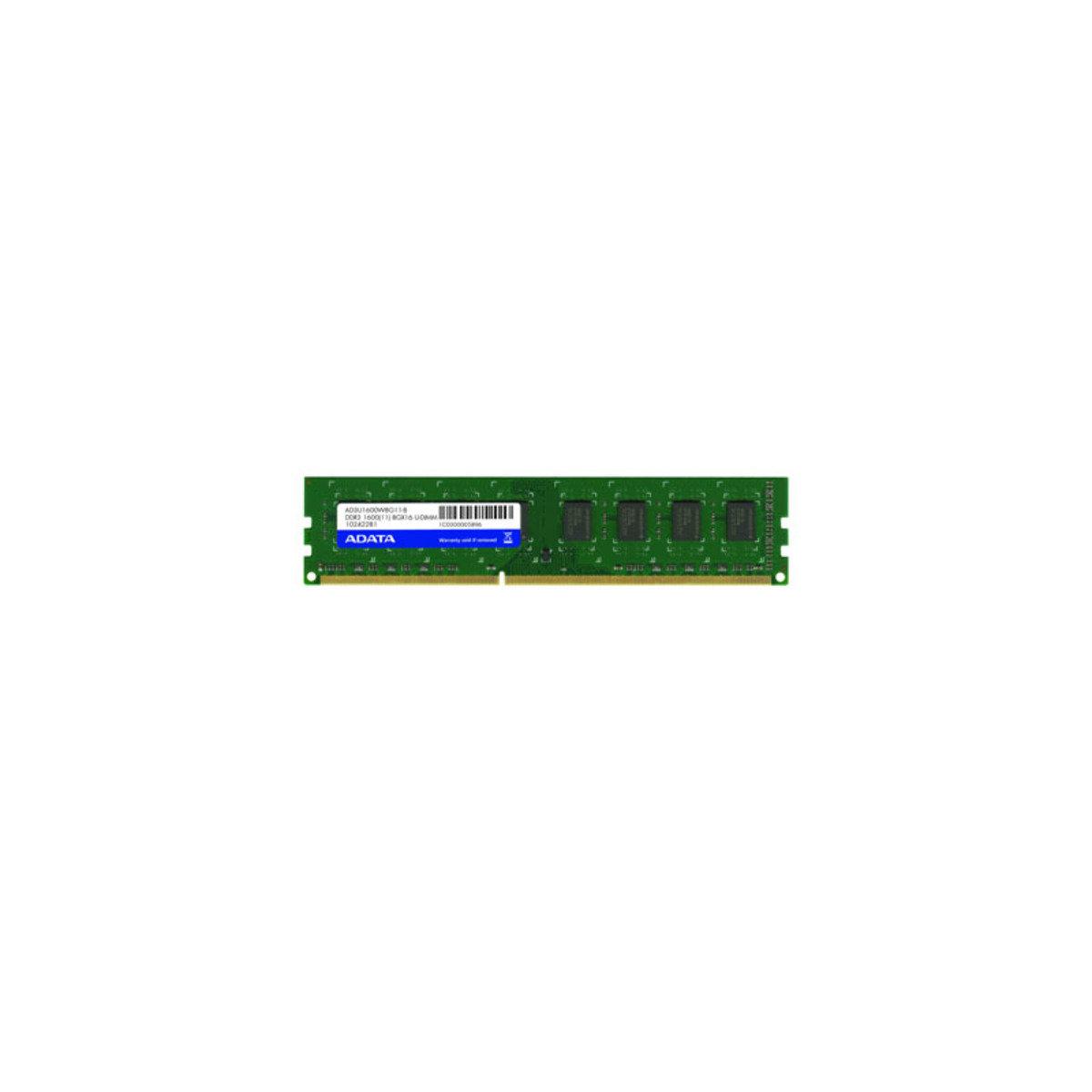 桌上型記憶體 單條 Premier DDR3-1600 8GB