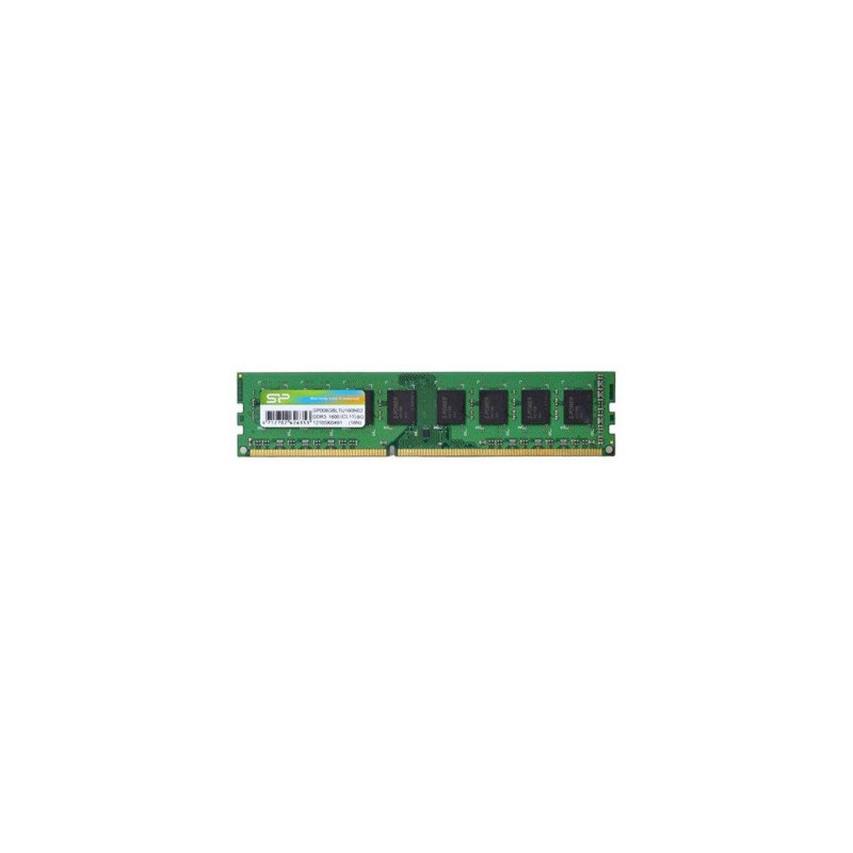 桌上型記憶體 單條 DDR3-1600 8GB SP004GLLTU160N02