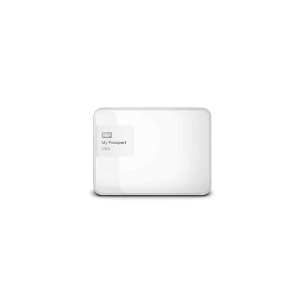 [白色] MyPassport Ultra 3TB USB3.0 2.5 吋 外置硬碟 WDBBKD0030BWT
