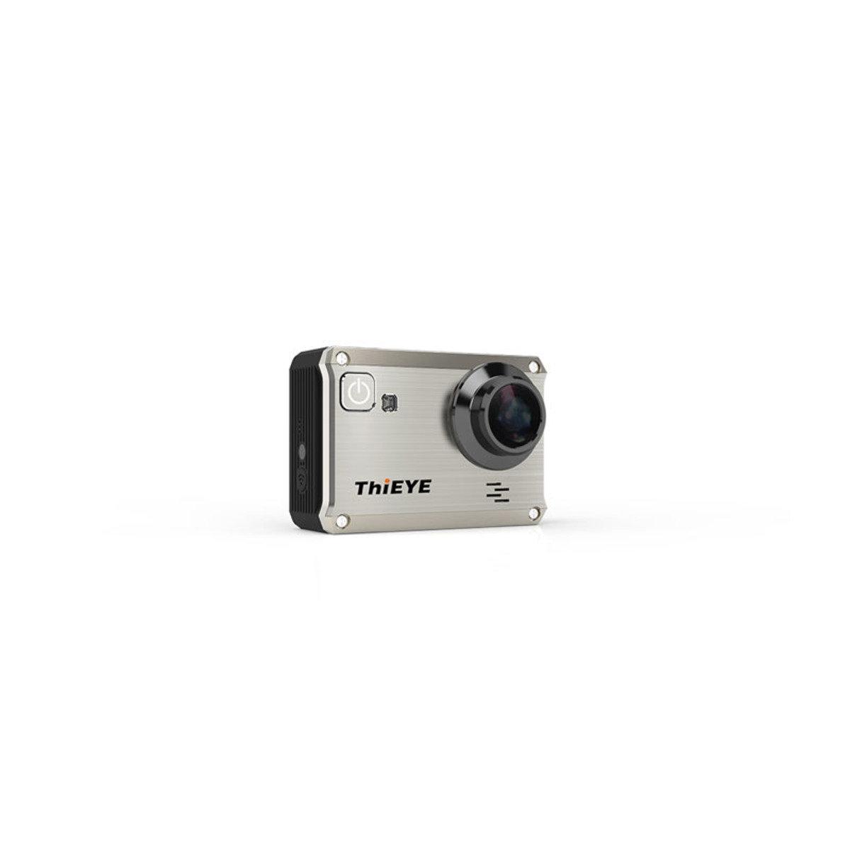 全高清1200萬像1080p WiFi 極限運動攝影機 i30 銀色