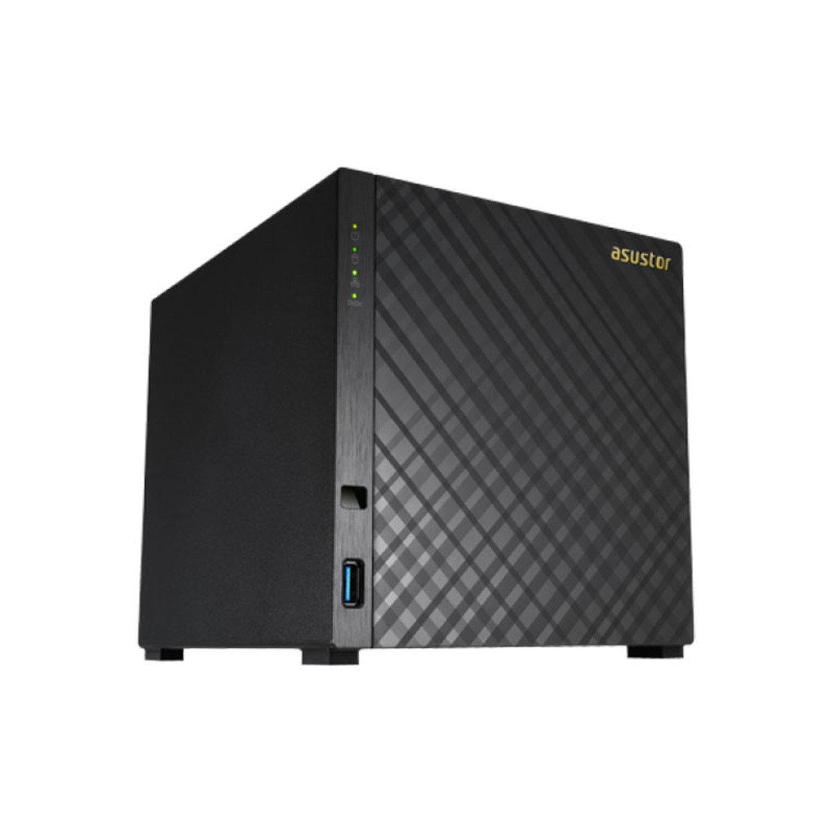 4-Bay 4K播放雲端網絡儲存分享系統 AS3104T