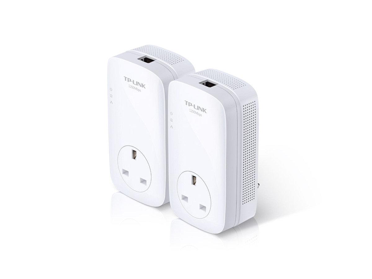 AV2 1200Mbps HomePlug 電力網絡 TL-PA8010P-Kit