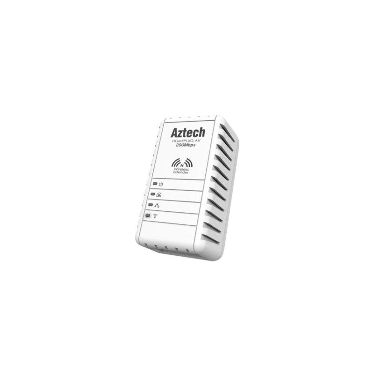 AV 200Mbps 無線WiFi HomePlug 電力網絡 HL-110EW