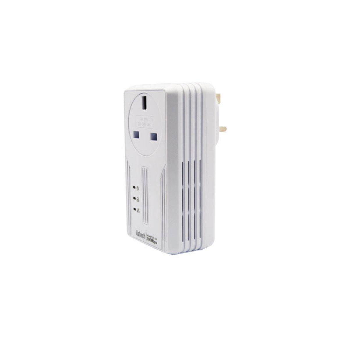 AV 200Mbps HomePlug 電力網絡 HL-113EP