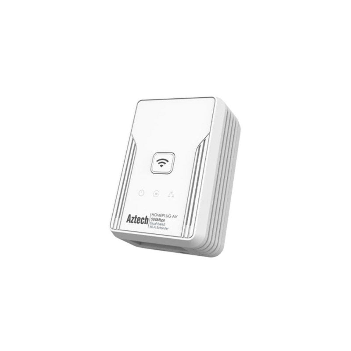 AV 500Mbps 無線WiFi HomePlug 電力網絡 HL-117EW