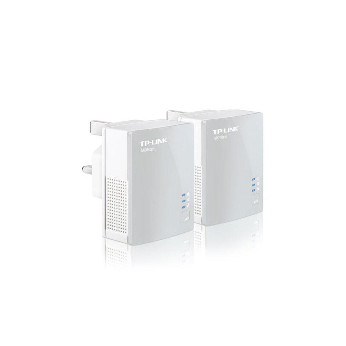 AV 500Mbps HomePlug 電力網絡 套裝 PA4010KIT