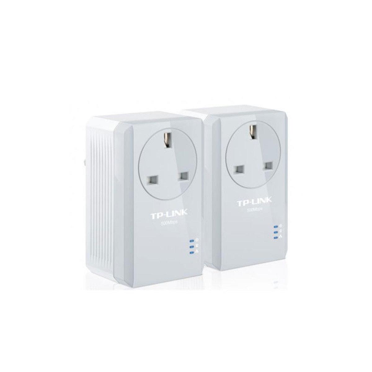 AV 500Mbps HomePlug 電力網絡 套裝 PA4010P-KIT