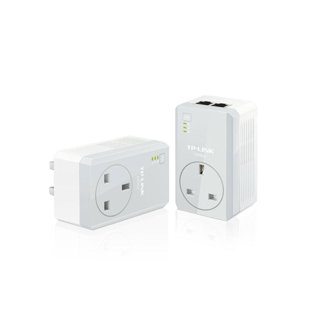 AV 500Mbps HomePlug 電力網絡 套裝 PA4020P-KIT