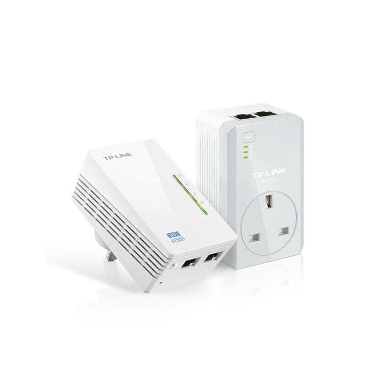 AV 500Mbps 無線WiFi HomePlug 電力網絡 WPA4226KIT