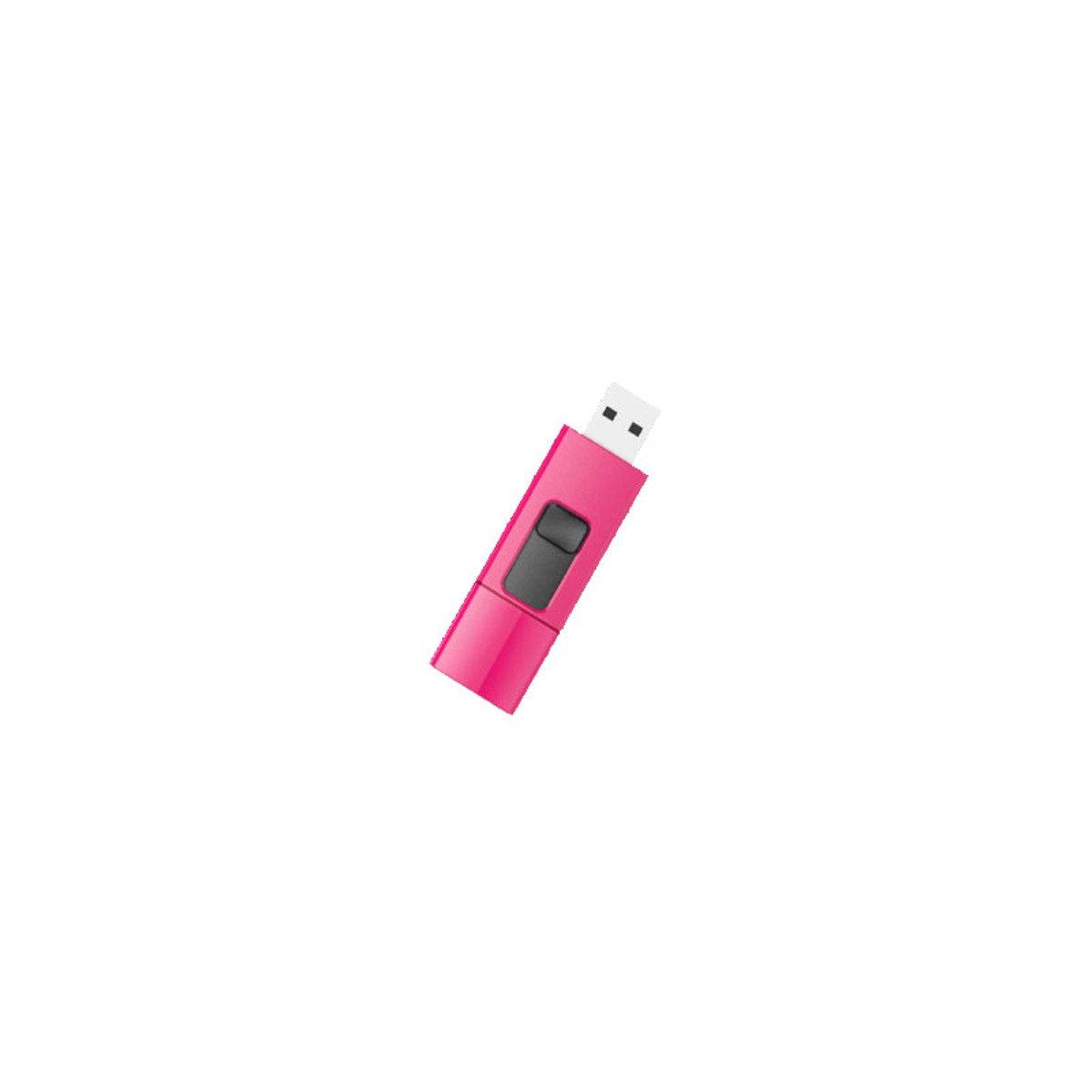 高速USB3.0快閃記憶棒 64GB Blaze B05 粉紅
