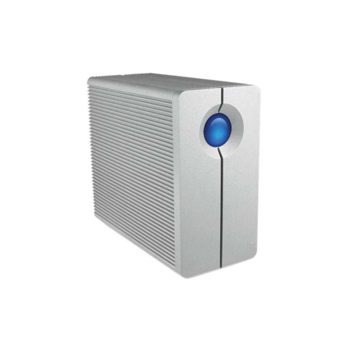 2big Quadra USB3.0 8TB 3.5吋 雙硬碟RAID外置硬碟 9000317