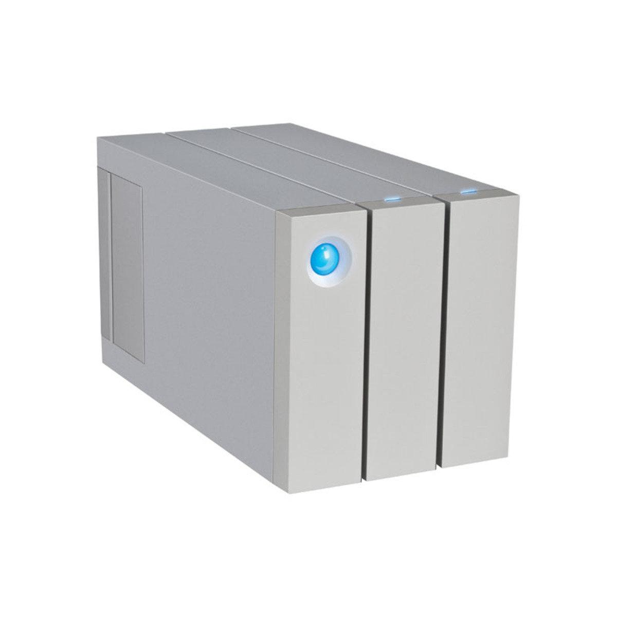 2big Thunderbolt 2 6TB 3.5吋 雙硬碟RAID外置硬碟 9000437U