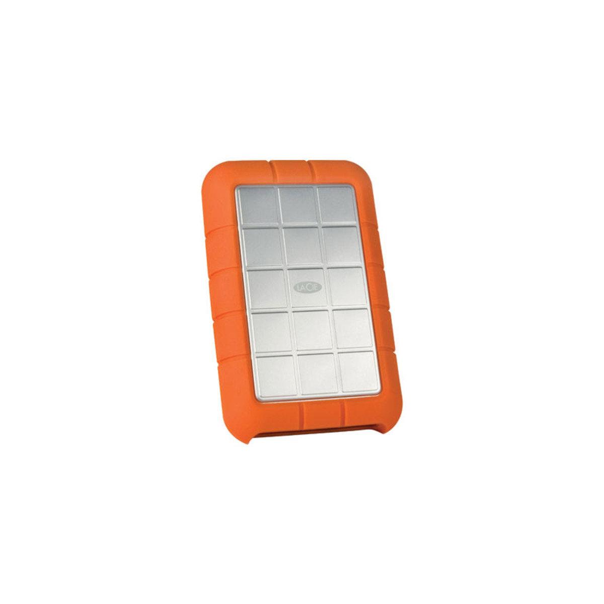 Rugged Triple USB3.0 2TB 2.5吋 軍用級抗震外置硬碟 9000448