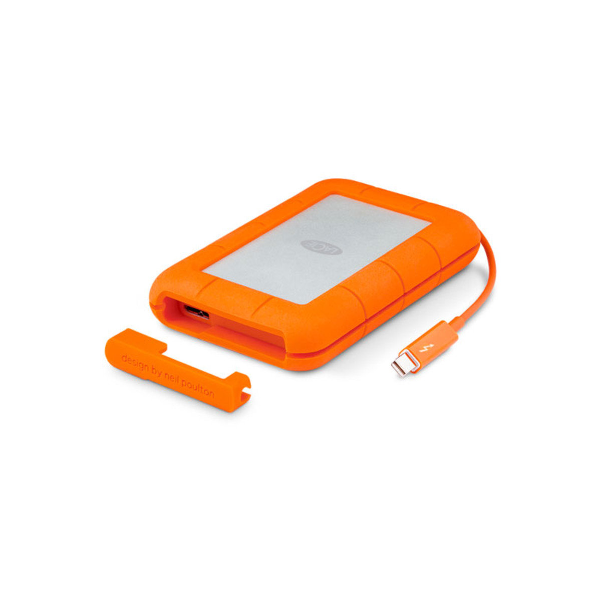 Rugged Thunderbolt 500GB SSD IP54防水防麈抗震外置硬碟 9000491