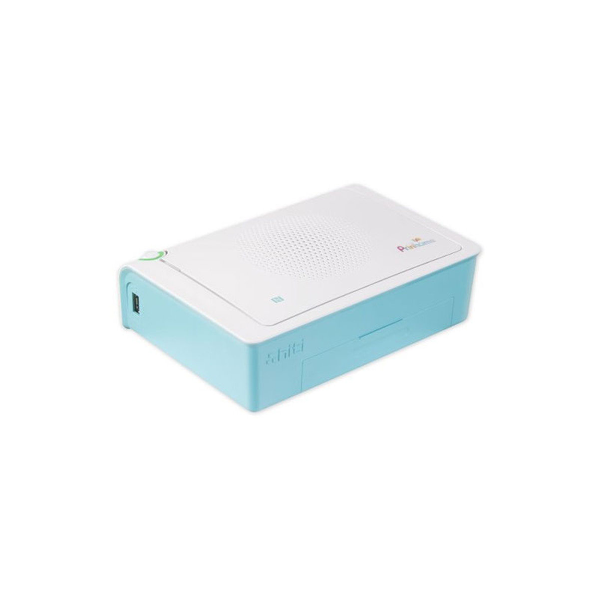 4R家用型熱昇華相片打印機 Prinhome White&Blue