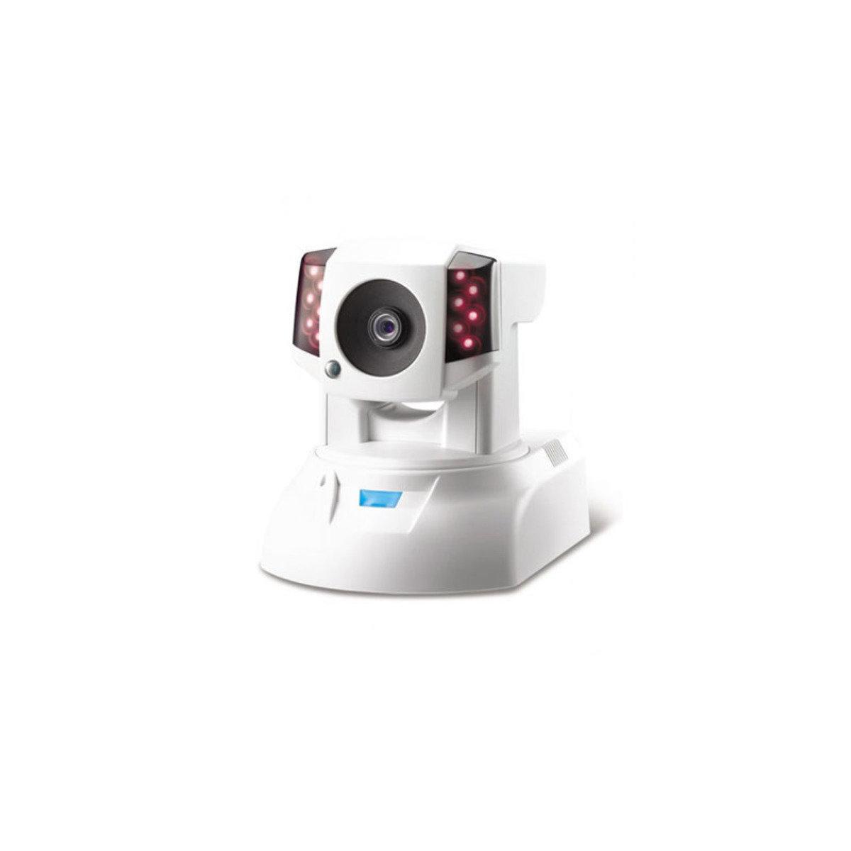 標清PTZ雲端網路攝影機連紅外線遙控 TN600RW