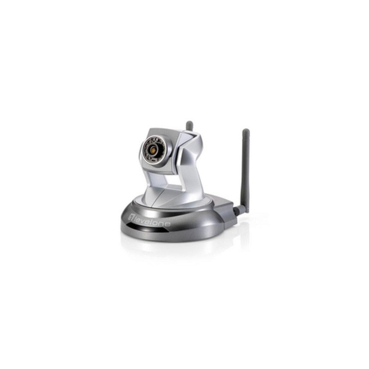 1920p超清夜視旋轉無線網絡攝影機 WCS-6050