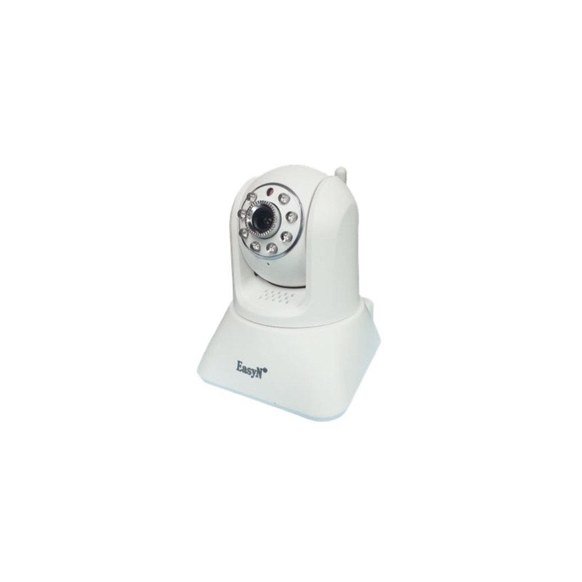 960p 高清旋轉式多角度無線網路攝影機 H3-187W