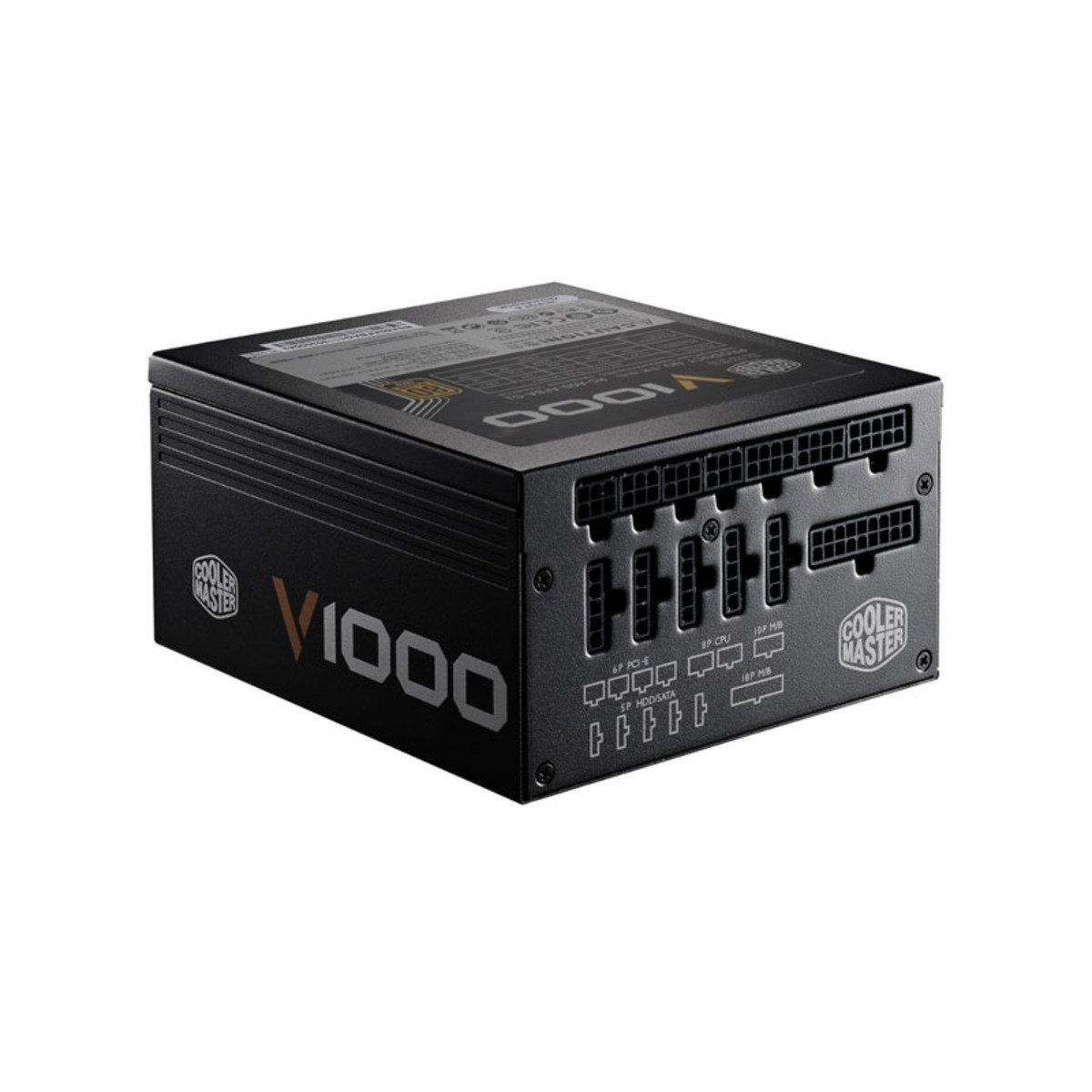 80Plus金認證 極致專家系列 V1000 1000w 電腦變壓器